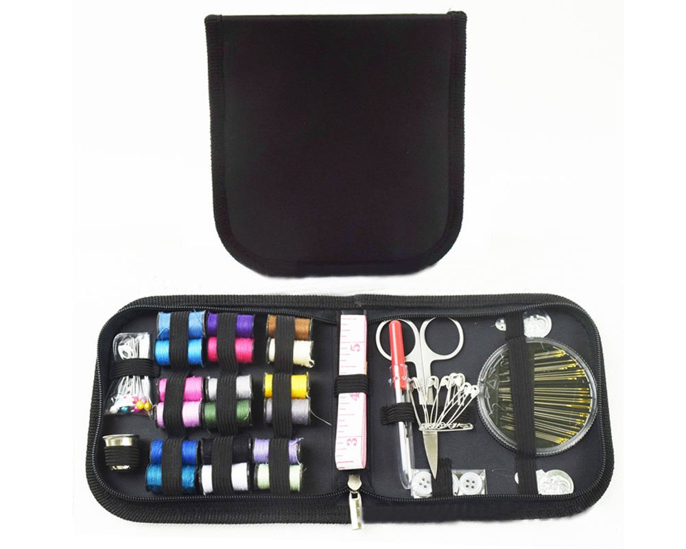 Sewing Kit with 70 Sewing Accessories, 18 Spools of Thread -18 Color, for beginners, for Home, Travel & Emergencies #81209 Beststar