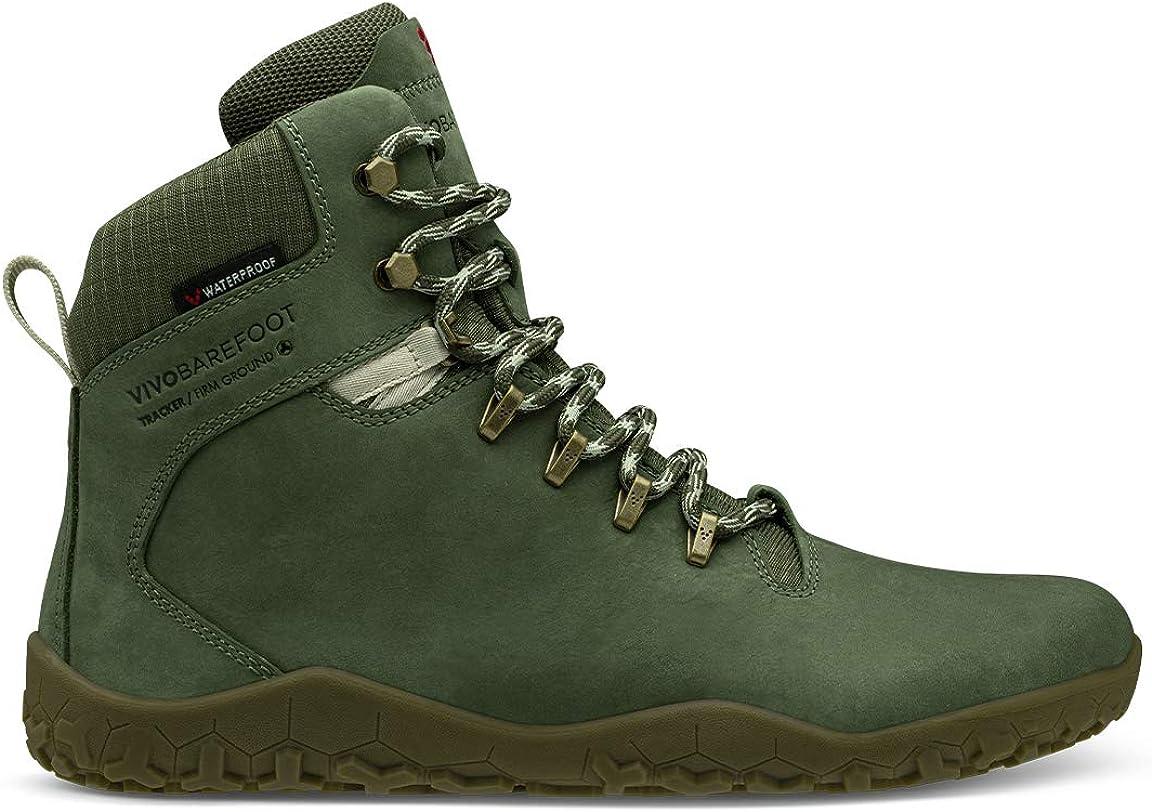 Vivobarefoot Men s Tracker FG M Leather Walking Shoe