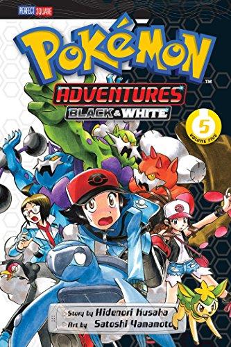Pokémon Adventures: Black and White, Vol. 5 (5) (Pokemon) (Pokemon Black And White Manga Chapter 1)