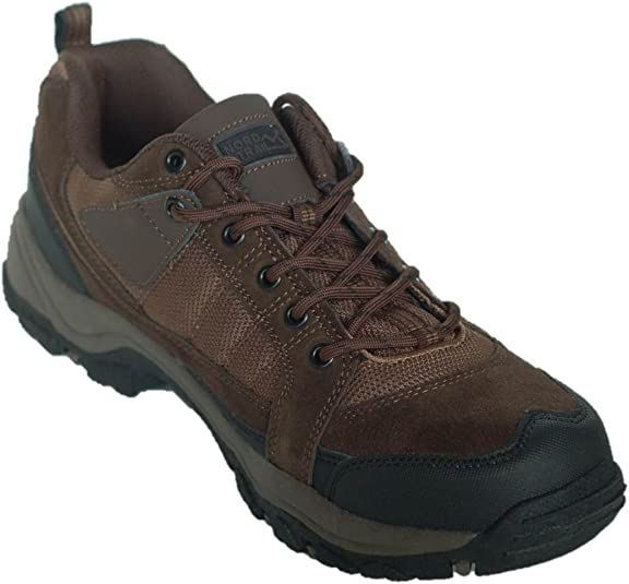 Nord Trail Boys Mt Hunter Hi Leather Hiking Boot