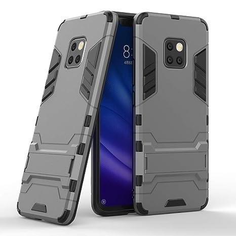 Amazon.com: Yhuisen Huawei Mate 20 Pro Funda, Doble Capa ...