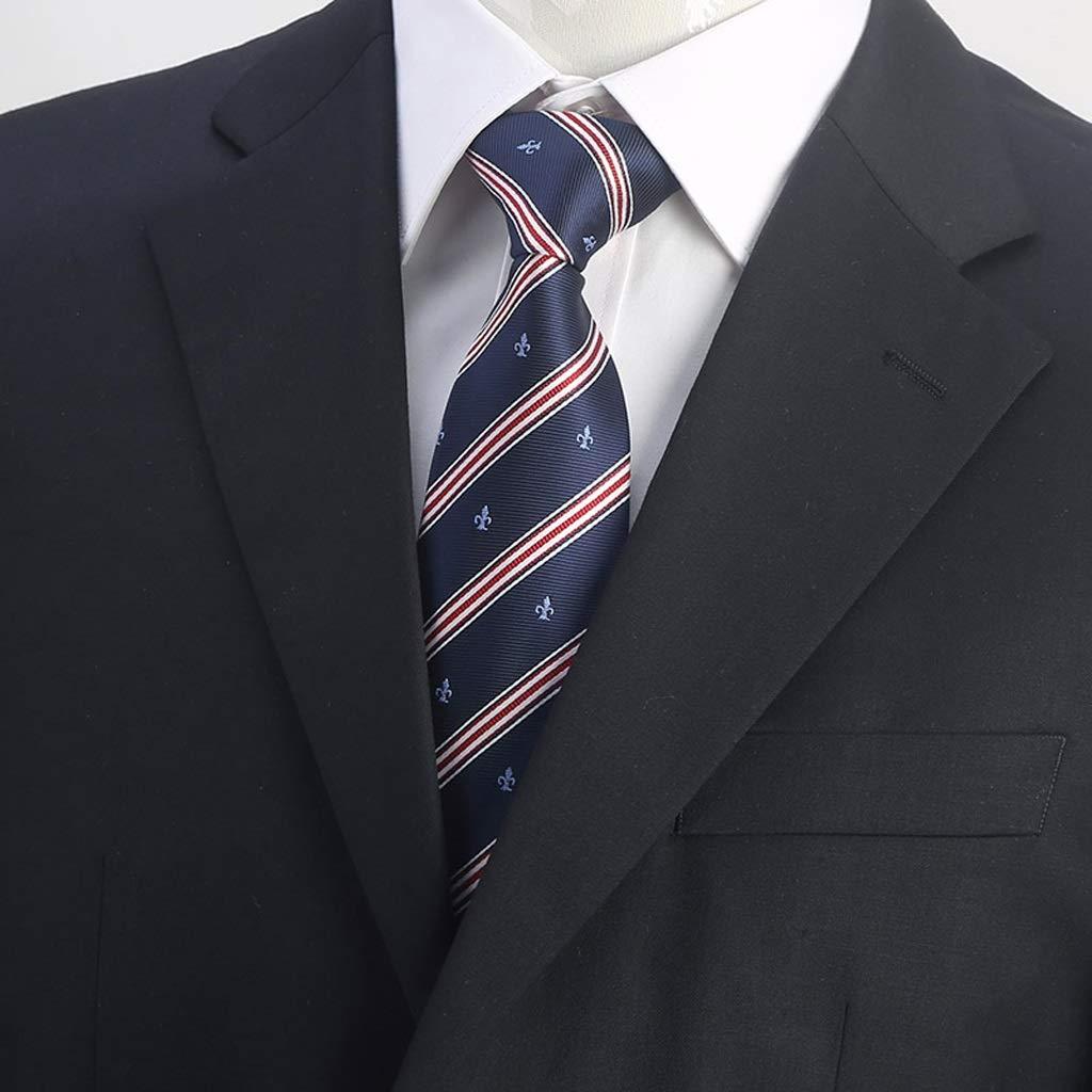 HBJP Corbata/Traje de Hombre Corbata / 8 cm/Novio Boda ...