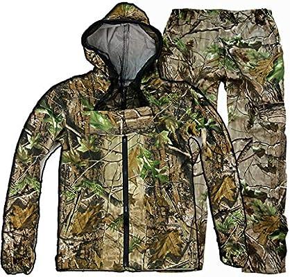 Ropa de camuflaje, traje de caza anti mosquitos de primavera ...