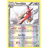Pokemon - Talonflame (96/114) - XY Steam Siege - Reverse Holo