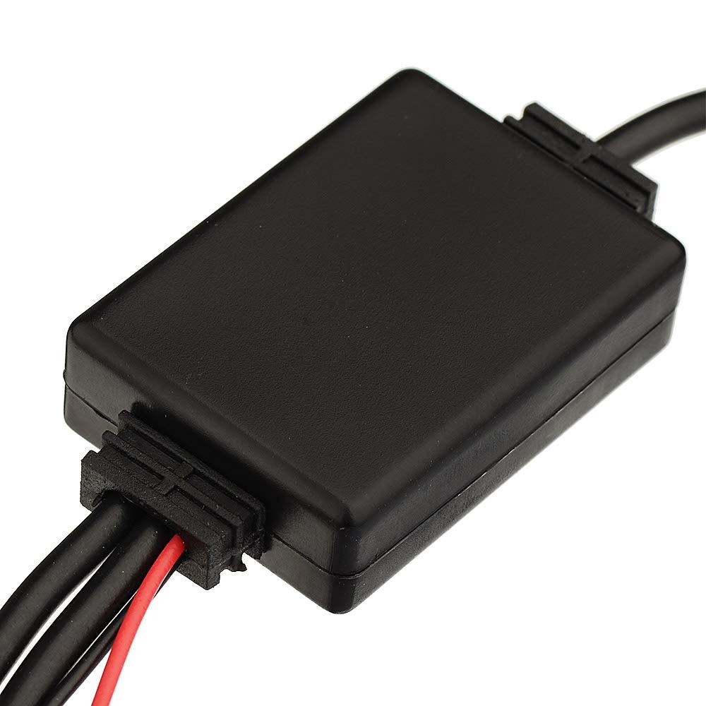 Toiot DAB Autoradio Antenne SMB Adapter Aktive Glasantenne Stecker mit 3m SMB Verl/ängerungskabel f/ür Alpine Clarion Pioneer Kenwood Sony Pure MEHRWEG
