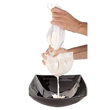 TEERFU - 2 bolsas de leche XL para tuercas de 30 x 30 cm – 200