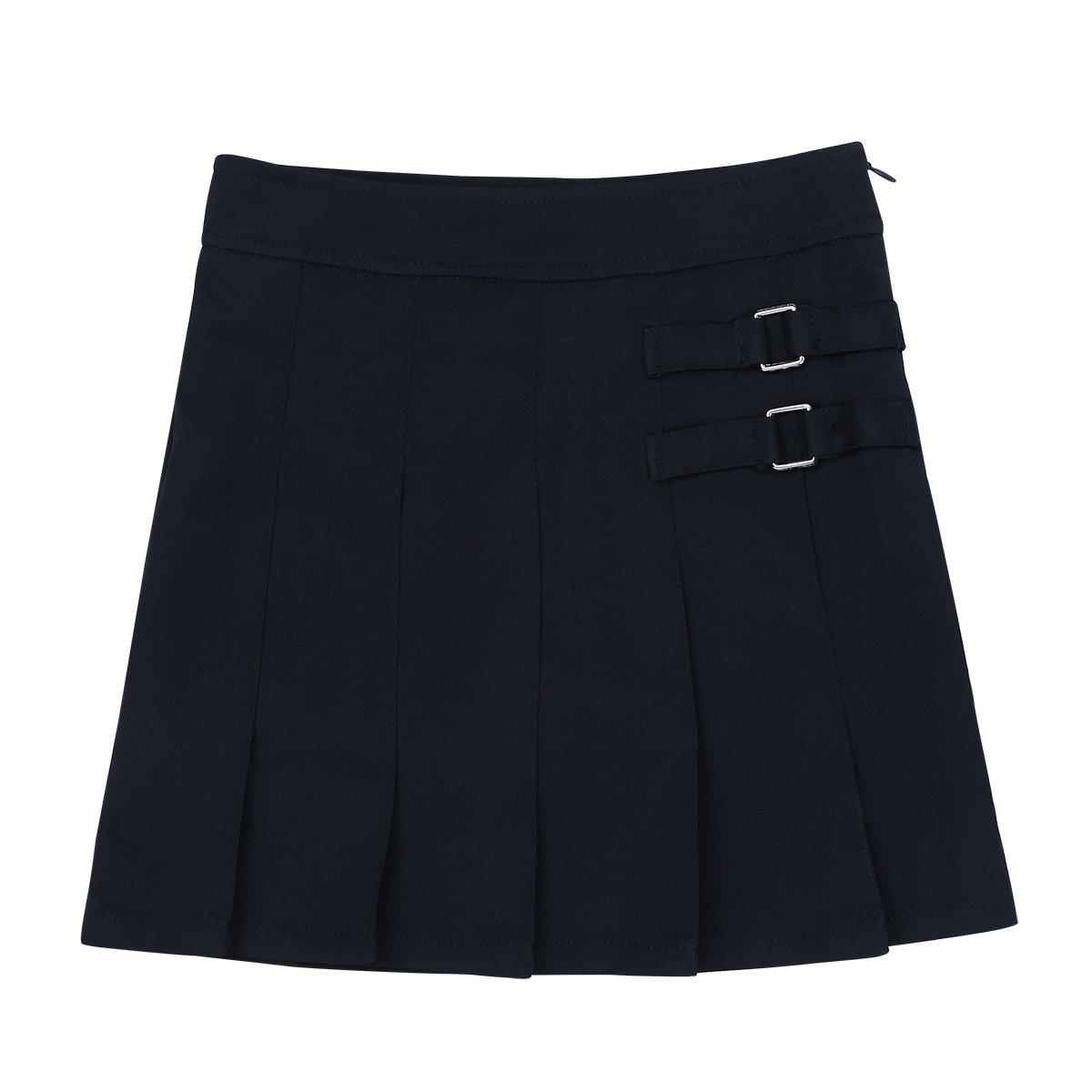 CHICTRY Falda Plisada Ni/ñas Escocesa Uniforme Escolar Falda Deportiva Tesis Mini Faldas Pantal/ón Corta Cintura Alta para Chicas 4-14A/ños