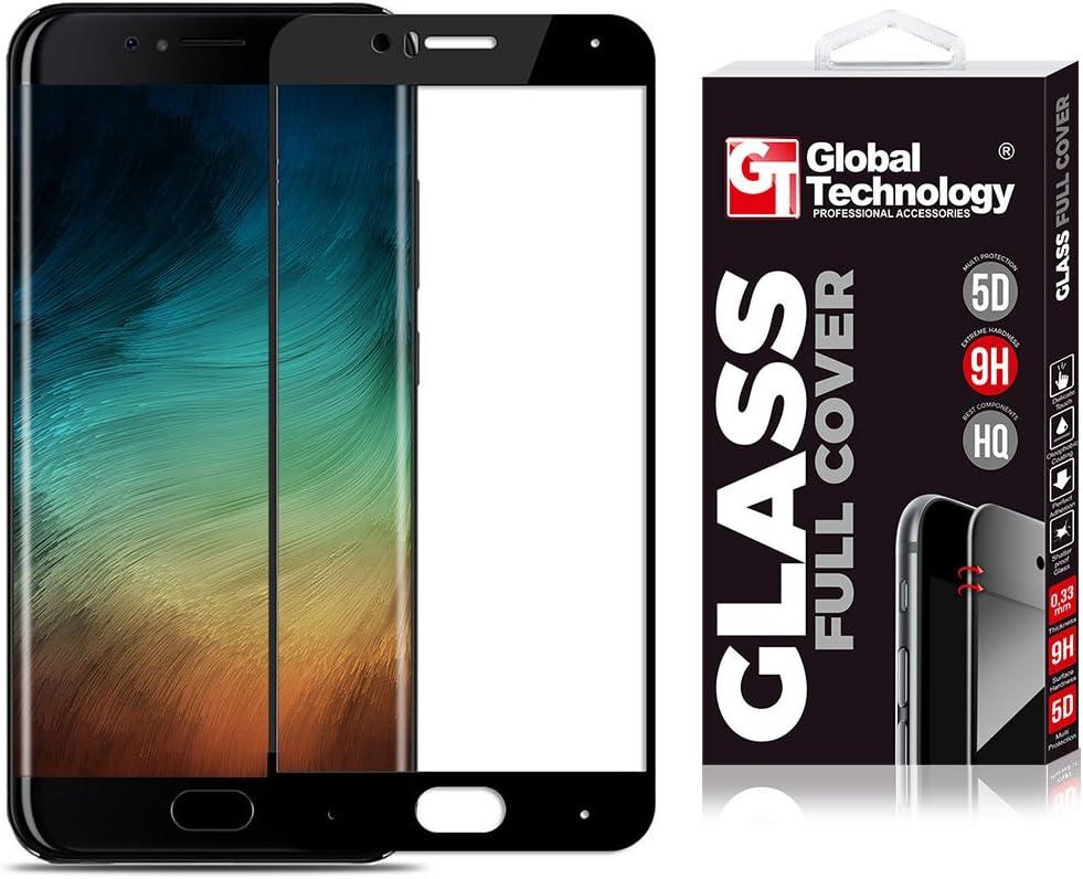 Tanque para Xiaomi Mi 6 cristal GT® | Ultra Transparente Protector de pantalla Transparencia Full HD antihuellas libre de burbujas Cristal: Amazon.es: Electrónica