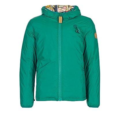 Style classique marques reconnues plus gros rabais 80db original Hendrix Manteaux Hommes Vert Doudounes: Amazon ...