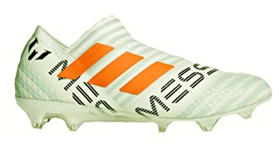 ef6b6332b adidas Nemeziz 17+ 360 Agility FG Cleat - Men s Soccer 8 White Solar Orange