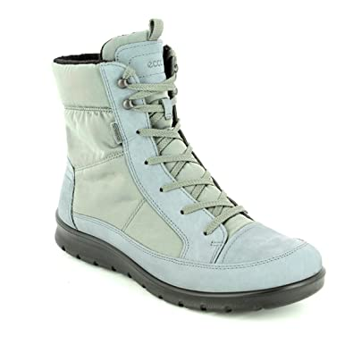 ECCO 215553 02244 Babett Boot Gore TEX Grey Womens Ankle