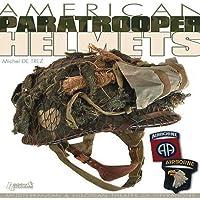 American Paratrooper Helmets