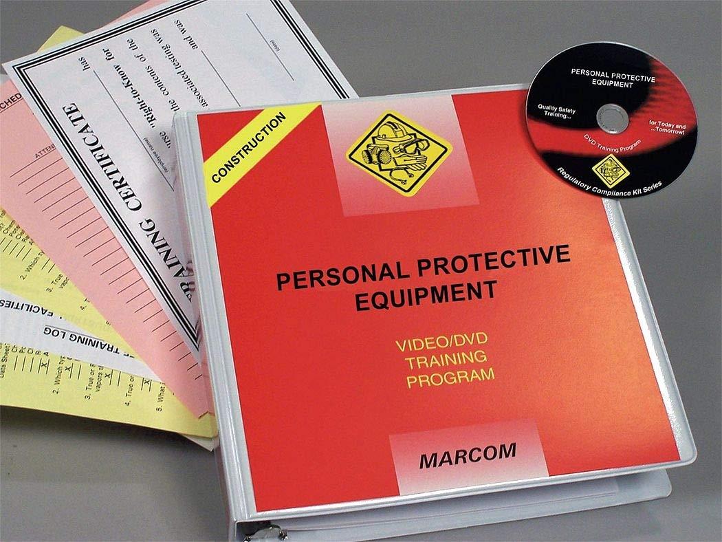 Marcom DVD Training Program, Construction Safety - V0000819ST