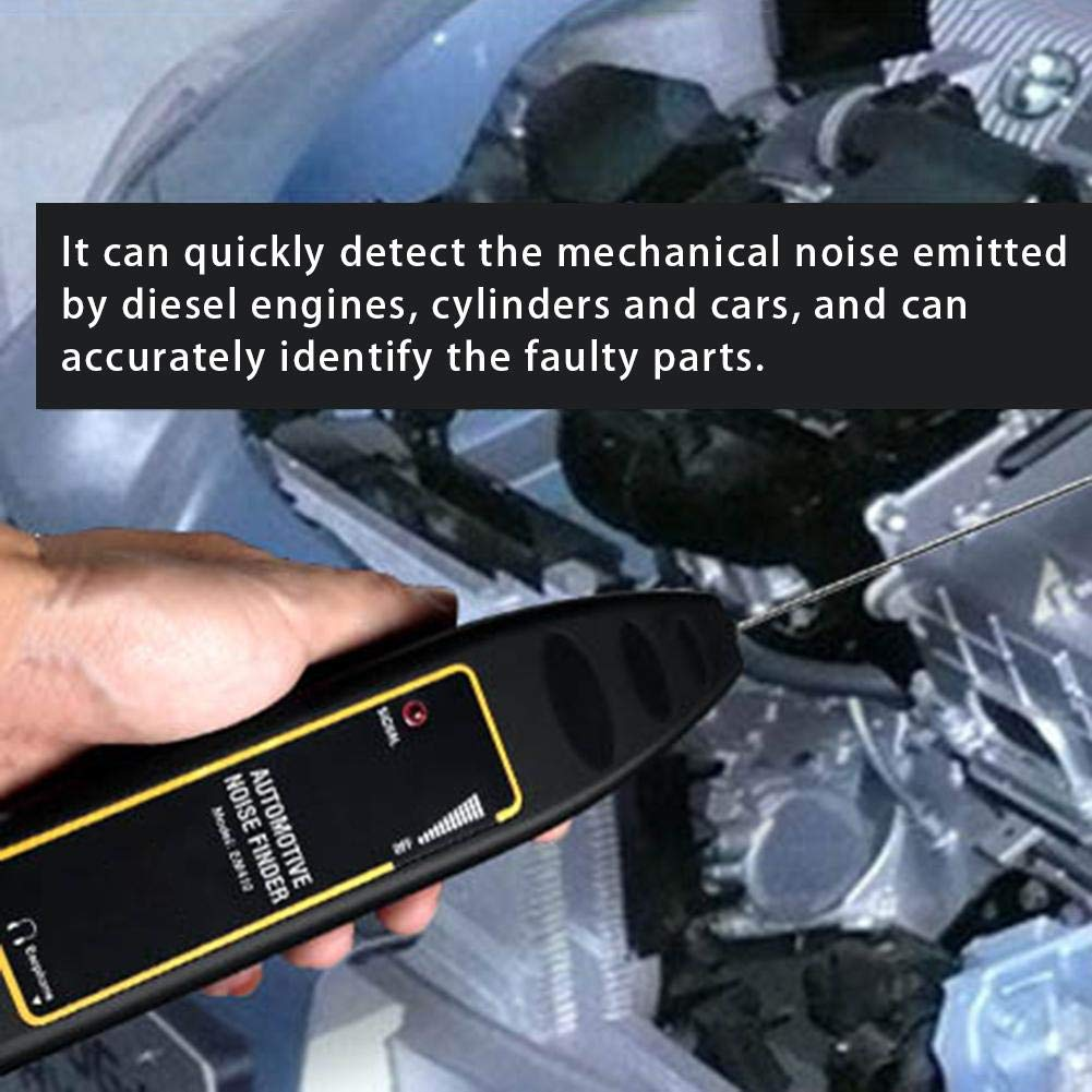 anne210 Electronic Stethoscope Repairer Vehicle Engine Stethoscope Tool Noise Detection Car Repairer for Car Truck by anne210 (Image #5)
