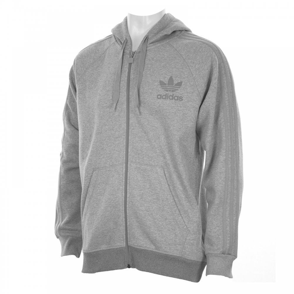 902949209d7a Adidas Originals SPO Trefoil Mens Full Zip Hoody  Amazon.co.uk  Sports    Outdoors