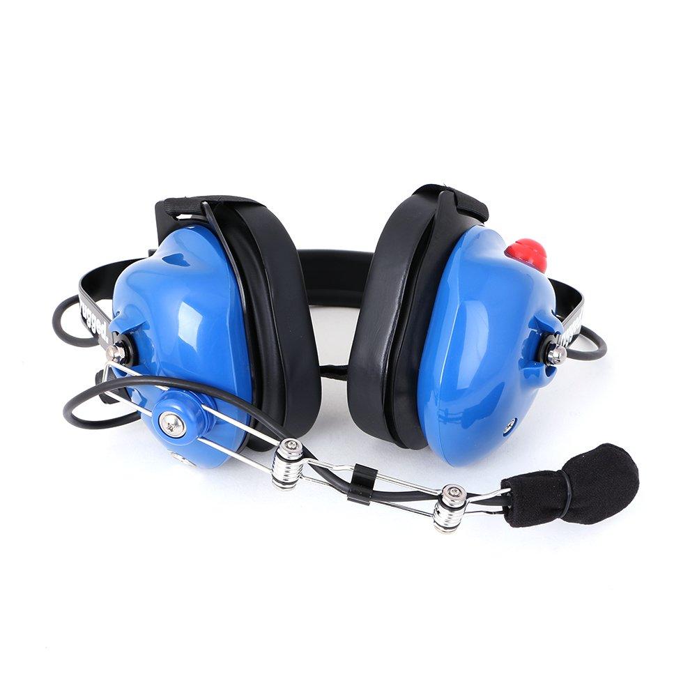Rugged Radios H42-LTBLUE Light Blue 2-Way Headset by Rugged Radios (Image #5)