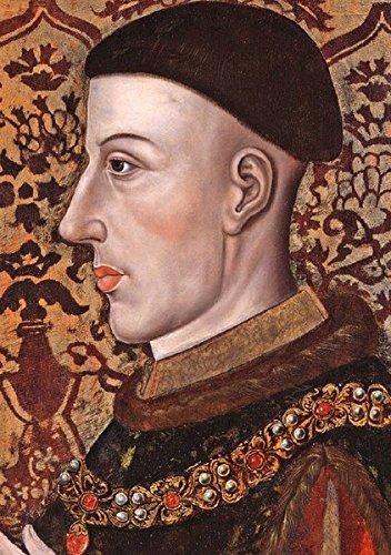 Die Könige Englands im Mittellalter: Von William dem Eroberer bis Henry VII