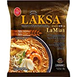 Prima Taste Singapore Laksa Wholegrain La Mian , 185 Grams