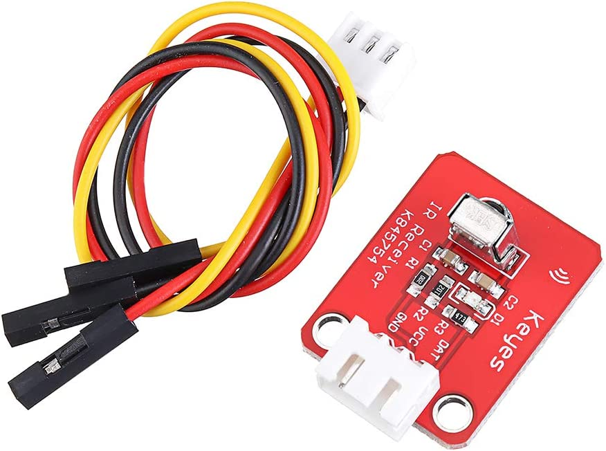 1838T Infrared Sensor Receiver Module Board Remote Controller IR Sensor with Cable for Arduino ILS