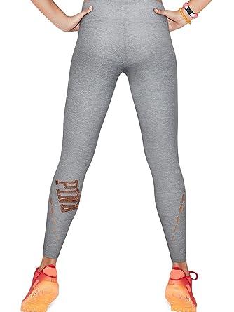 07981304d8d24 VS Pink Victoria's Secret Pink New Super Soft Legging Bling Gray ...