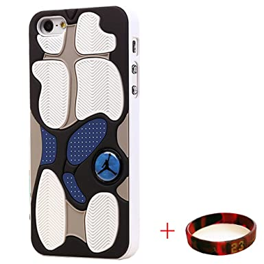 best service 76319 d2d1b EHIPI Shoes Showcase Jordan iPhone 5S CASE,Michael Air Jordan Apple ...