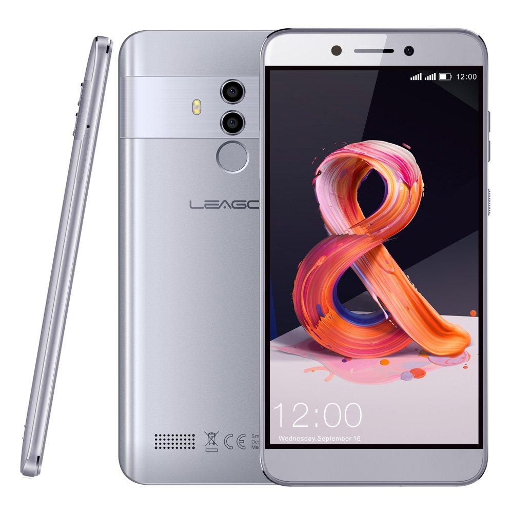 TALLA 2+16GB. Leagoo T8 Smartphone, 5.5