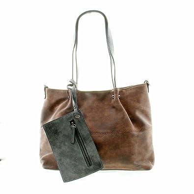 Surprise Bag in Bag Shopper Tasche 45 cm Maestro eeIOpak3F