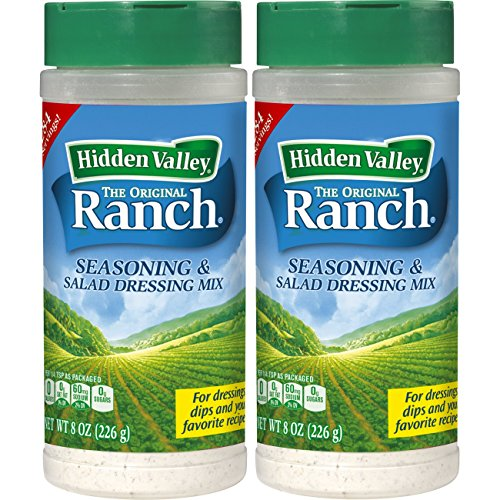 Hidden Valley Original Ranch Salad Dressing & Seasoning Mix, Gluten Free - 2 - Ranch Mix Gluten Free