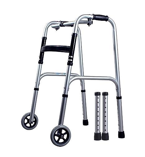 andador plegable rehabilitación de viejo ayuda para caminar ...