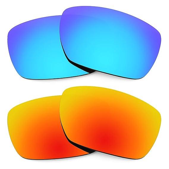 4efac0da37 Revant Replacement Lenses for Oakley Tincan 2 Pair Combo Pack K002 ...