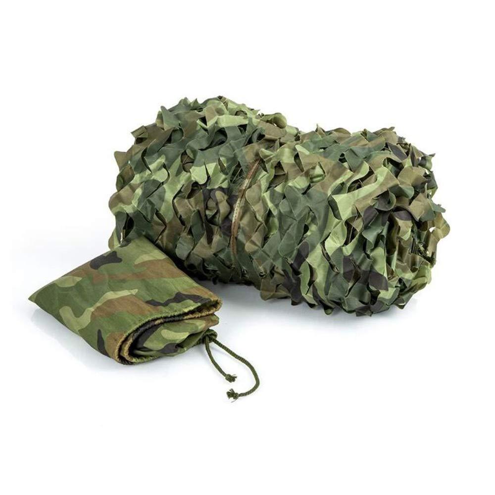 DGLIYJ ブルー迷彩ネット陸軍迷彩ネットカーカバーテントキャンプネット布ブラインド迷彩ネット (サイズ さいず : 5×6m) 5×6m  B07QHDRJB4