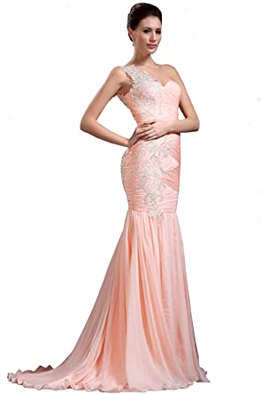 eDressit New Pink Lace Straps Evening Dress Prom Ball Gown(02132001 ...