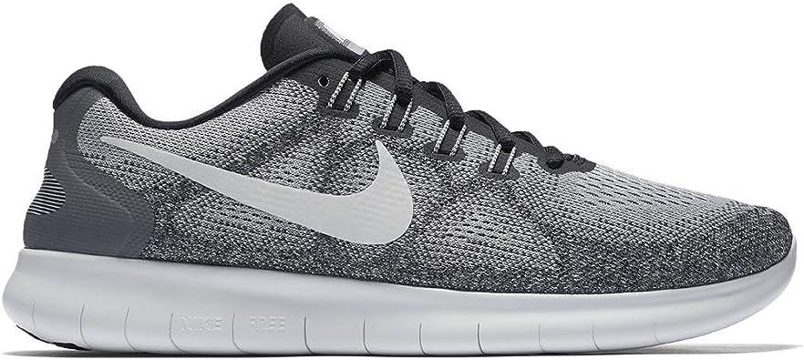 Nike Free Run 2017, Zapatillas de Entrenamiento para Hombre: Amazon.es: Zapatos y complementos