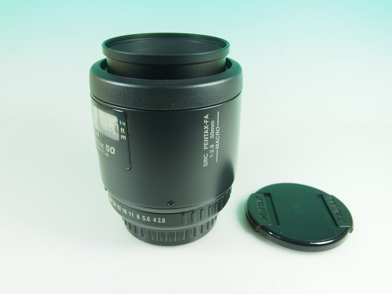 Pentax FA 50mm F2.8 macro   B008QG94MU