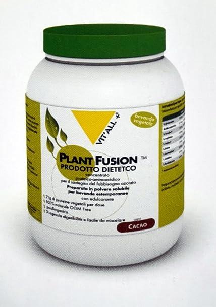 perdita di peso in polvere di proteine plantfusioni
