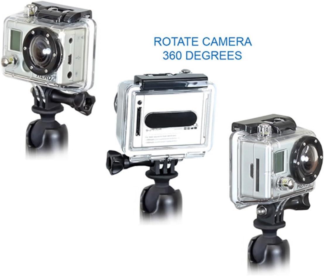 RAM Action Camera Universal Ball Adapter