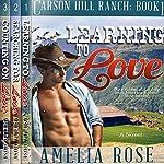 Carson Hill Ranch Box Set: Carson Hill Ranch, Books 1 - 3) | Amelia Rose