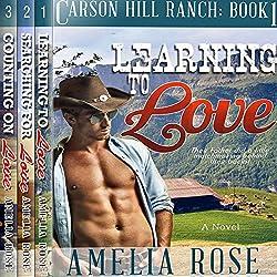 Carson Hill Ranch Box Set