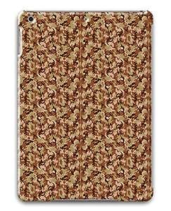 IMARTCASE Apple iPad Air Case, Desert Brown Camouflage PC Hard Plastic Case for Apple iPad Air