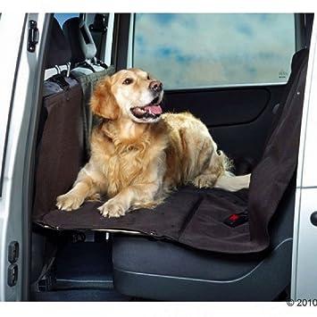 Perro Asiento de coche para cama individual Puente integrado apoyo platos: Amazon.es: Productos para mascotas