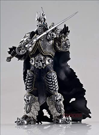 Amazon Com World Of Warcraft Action Figure The Lich King