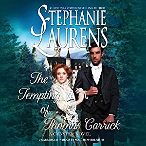 The Tempting of Thomas Carrick Audiobook