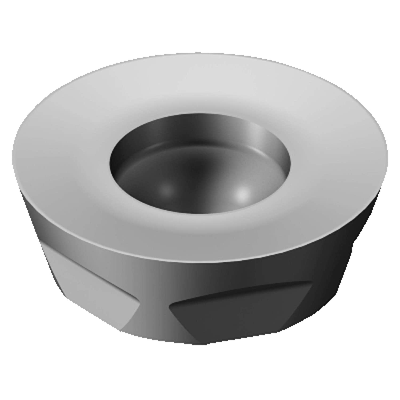 AlTiCrN Neutral Cut Pack of 10 Round Sandvik Coromant R300-1240M-PH 1130 Coro Mill 300 Insert for Milling Zertivo Technology Carbide 1130 Grade