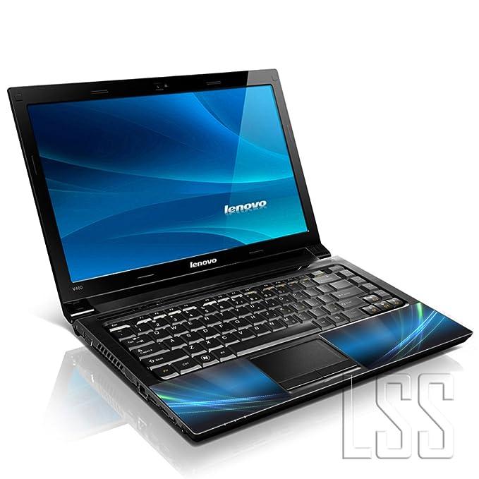 LSS - Adhesivo decorativo para ordenador portátil de 15,6 pulgadas, compatible con HP Dell Lenovo Apple Asus Acer Compaq (13,3 pulgadas, 14