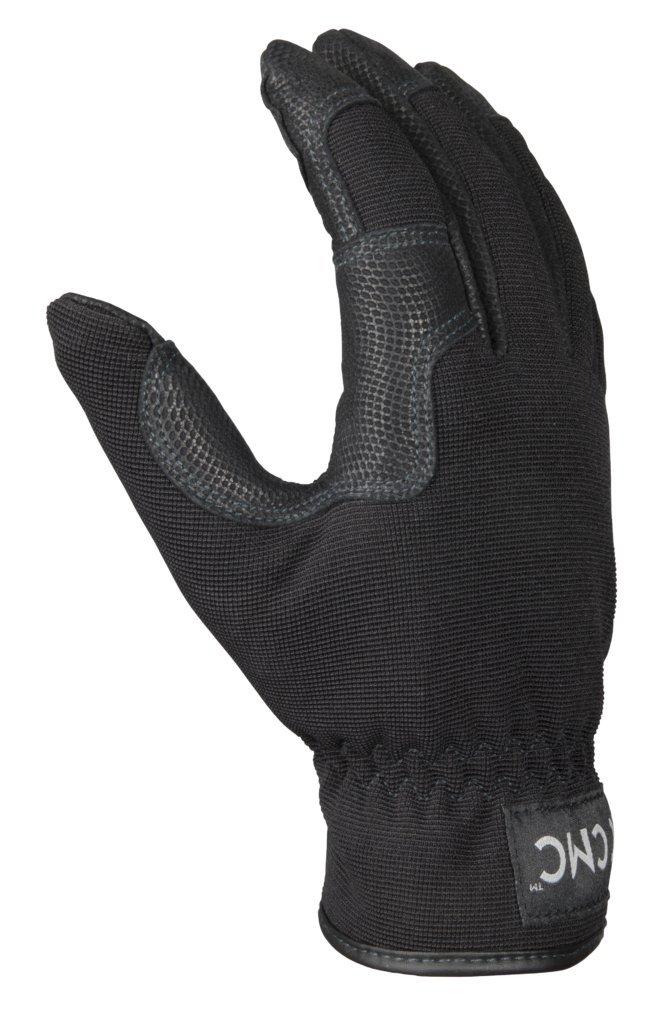 CMC Rescue 250254 Rappel Gloves Black Large