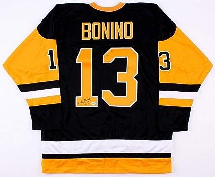 finest selection f4a25 ed446 Nick Bonino Autographed Penguins Jersey - JSA Certified at ...