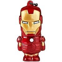 Pendrive Marvel Vingadores Homem de Ferro, Multilaser, Pendrives, Vermelho