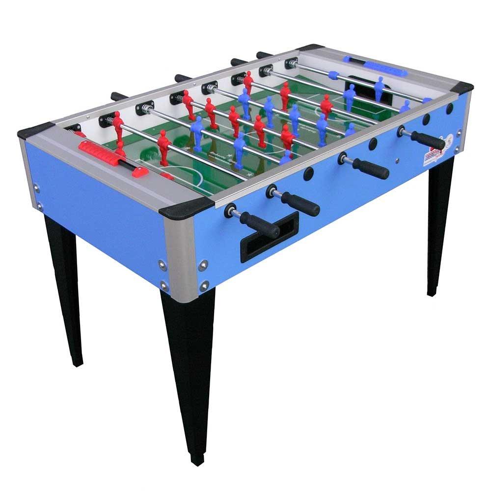 Roberto Sport College International Light Blue Foosball Table by Roberto Sport