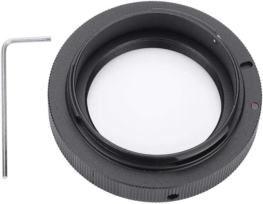 Xinwoer T2 Adapter Ring T-Mount Mirror Lens Telephoto Telescope to DSLR Camera T2-AI