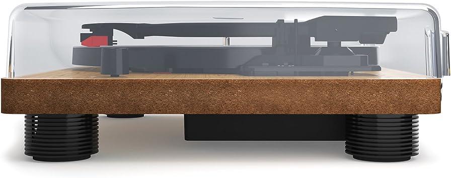Auna TT-Classic WD - Tocadiscos, Reproductor de vinilos ...